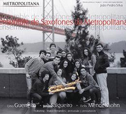 Discografia Ensemble de saxofones da metropolitana
