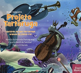 Discografia Projeto Tartaruga